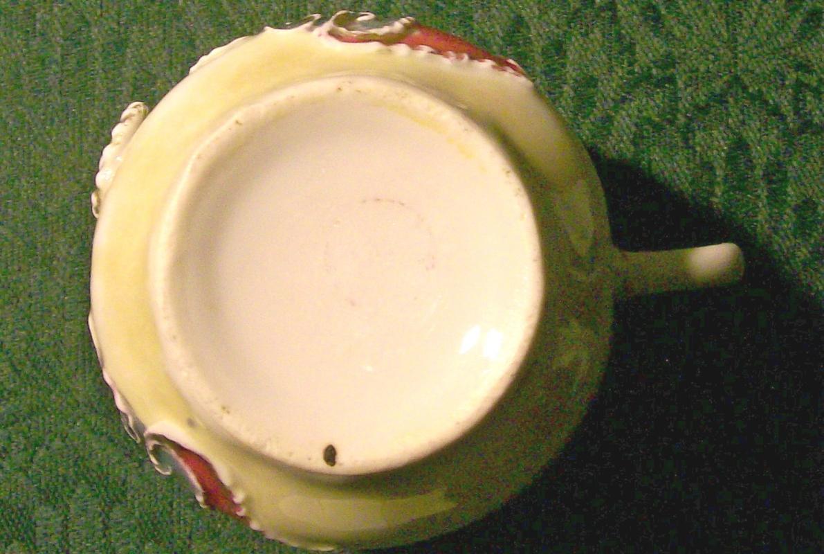 German Porcelain Mug