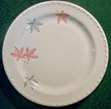 Walker Fantasy 2 Restaurant Plate 11.5
