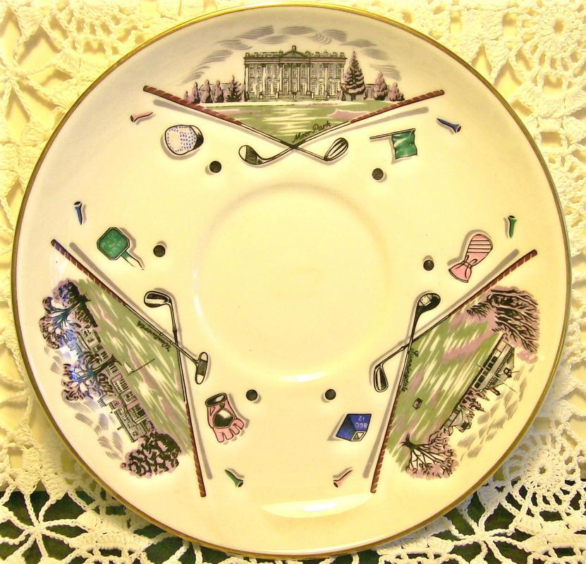 Royal Worcester Bone China Saucer