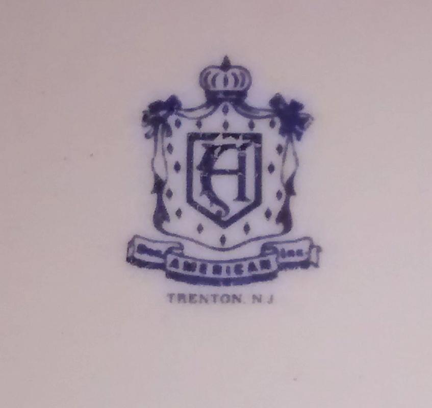 U.S. Naval Academy Ceramic Plate 10