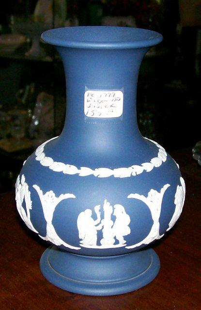 Wedgwood Jasperware Vase