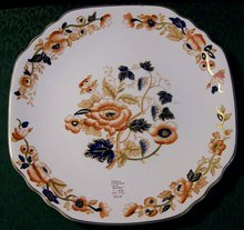 Crown English Staffordshire