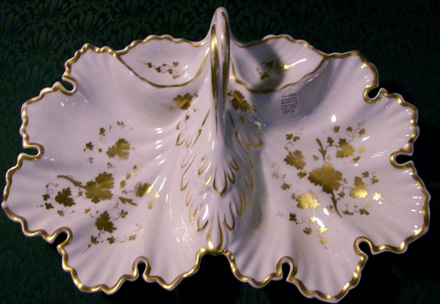 German/Silesian Divided Serving Dish