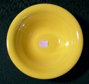 Harlequin Yellow  36s Oatmeal Bowl