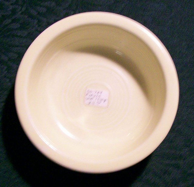 Fiesta Fruit Bowl, Original Ivory: 4.75