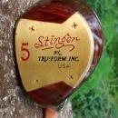 Golf Club Duck Decoy Hand-Crafted Mallard 5.25