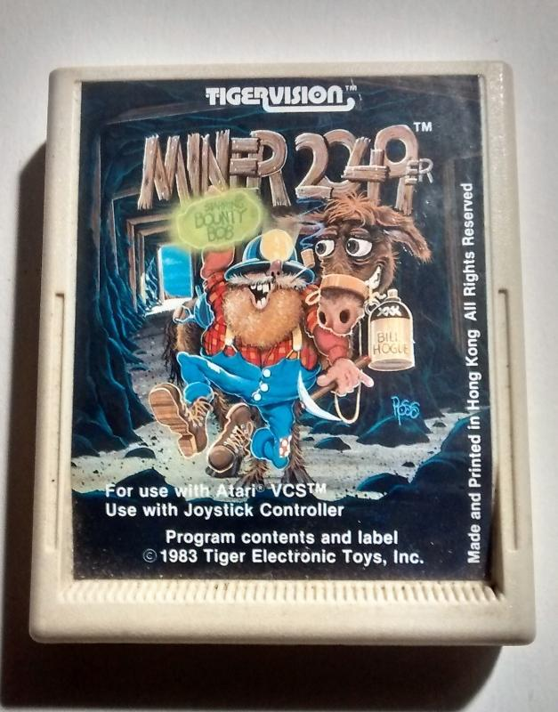 Vintage Atari Video Game