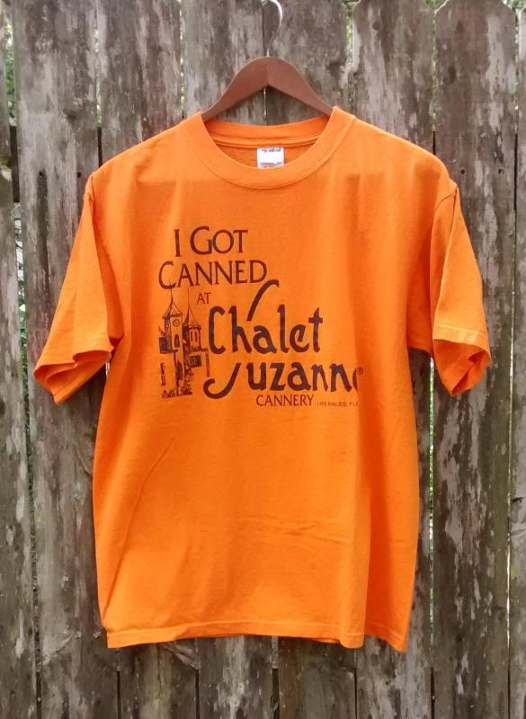 Chalet Suzanne T-Shirt:
