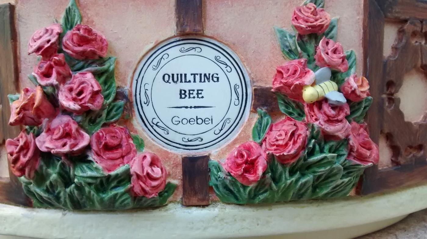 Goebel Quilting Bee 1047-D Hummel Scape 1999