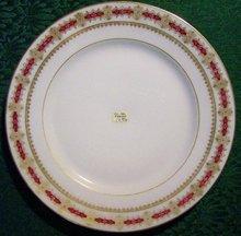 J. Godin Plate: Paris, France