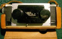 Stereo Realist Camera with Case David White Co. 1950's
