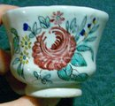 Deruta Italy Faience Demitasse Cup Set of 6
