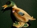 Royal Copley Mallard Duck Figurine