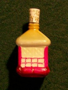 Christmas Figural Colonial Lantern Electric Bulb Ca. 1925