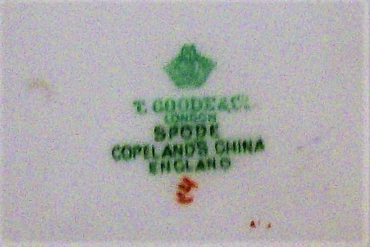 Spode Copelands