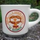 Boy Scout Mug 1984 Buccaneer