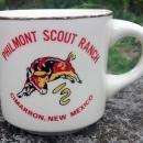 Boy Scout Mug 1970s Philmont Scout Ranch Cimarron NM