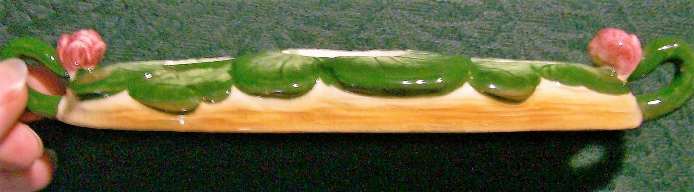 Salt & Pepper Condiment Tray Only Shafford Japan Novelty