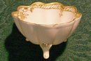 Noritake Nippon Ceramic Nut Set: Gold Encrusted