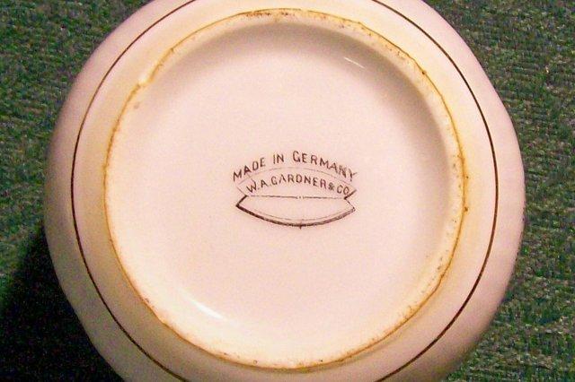 New Hampshire Conference Seminary Souvenir Cup Ca. 1900