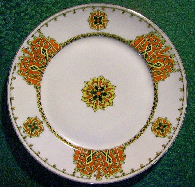 C. Tielsch & Co. Plate: Pat. #16845 Silesia