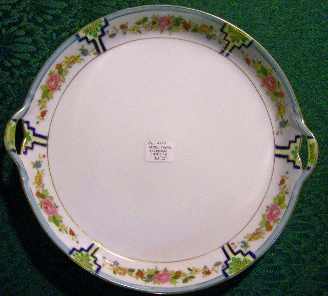 Noritake Nippon Cake Plate/Server