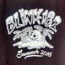 Blink-182 Concert Tank Summer 2016 NOS Size S