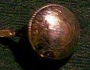 Portuguese Coin Spoon:  1913