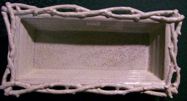 Frazier California Briar Ceramic Planter #136 12.75