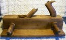 Antique Adjustable Plow Plane Ca. 1854 James Mfg.