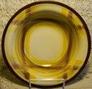 Vernon Kilns California Organdie Ceramic Vegetable Bowl 9