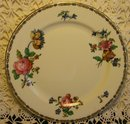 Aynsley China  Plate with Roses/ Florals:  #6183