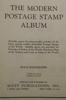 Scott Stamp Album 1949
