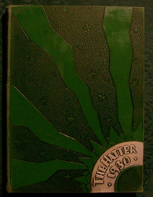 Stetson University Yearbook: 1930