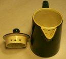 Cambridge/Guernsey Teapot:  Ca. 1904