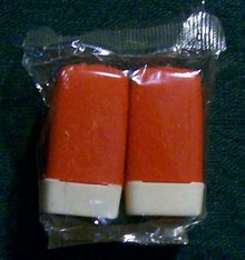 Echo Bar & Grill Advertising Salt & Pepper Plastic Shakers  NOS New York