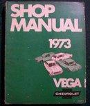 1973 Chevrolet Vega Shop Manual