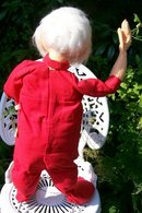 Annalee Santa Doll:  27