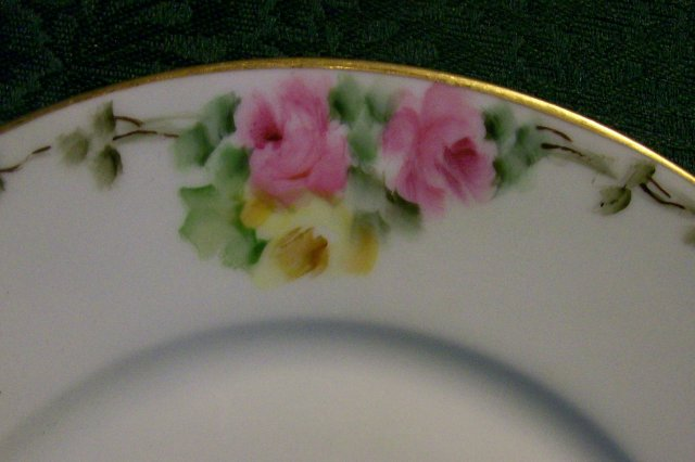 Hand-painted Rosenthal Plate