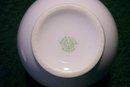 Noritake Nippon Porcelain Hand-painted Jar Medallion w/Roses 4