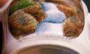 Minnehaha Falls Souvenir Ceramic Creamer Watkins Glen NY 2 3/8