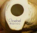 Goebel Figural Duck/Goose:  West Germany