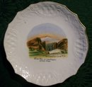Colorado Souvenir Plate: Circa 1900 Wheelock Weimar Germany
