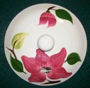 Stetson Meadow Rose Ceramic Casserole Lid 7.5