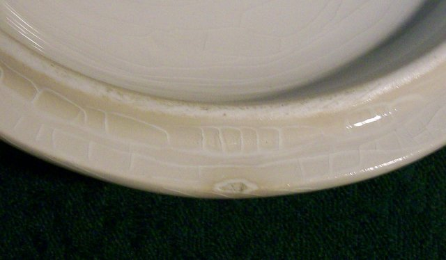 Stetson Meadow Rose Ceramic Casserole Lid 7.5