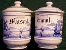 Delft Design Spice Jar