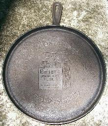 Ballard & Ballard Cast Iron Griddle