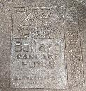 Ballard & Ballard Cast Iron Griddle Pancake Flour Advertising 10