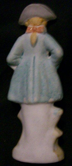 Occupied Japan  Bisque  Figurine