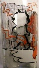 Pepsi/Harvey Cartoons Collector's Glass:  Hot Stuff